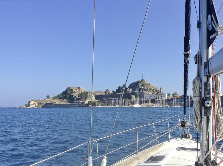 Corfu Best Sailing Holidays Greece
